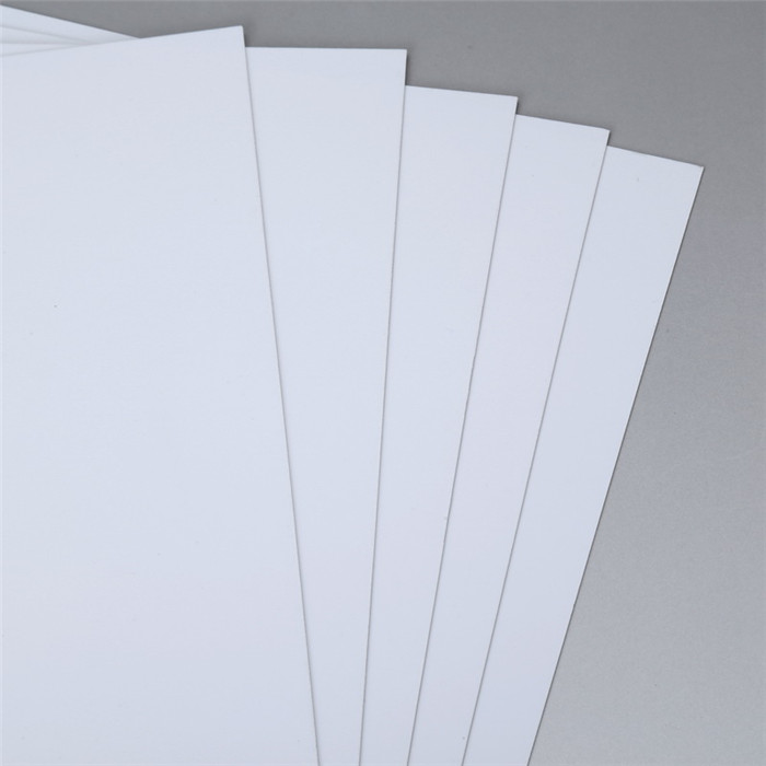 PVC rigid film VIgid colored PVC Sheet
